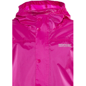 Regatta Pack-It II Regenjacke Kinder jem